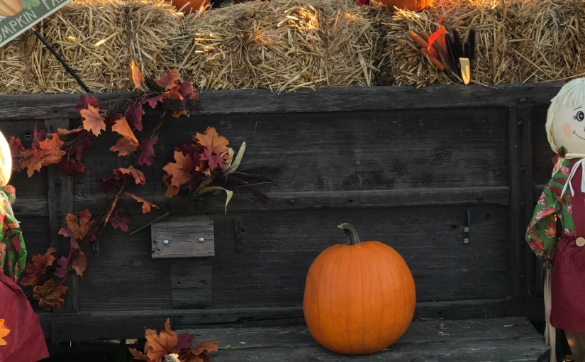 Football,Pumpkins, and Love ohoctober!